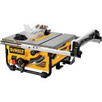 The Best Portable Table Saw: DeWALT DW745
